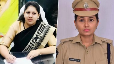 Andhra Pradesh Government Appoints IAS Kritika Shukla & IPS M Deepika as Special Officers For Implementing DISHA Act 2019