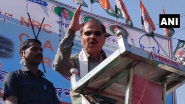 Congress' Adhir Ranjan Chowdhury Stokes Row Again, Calls West Bengal Chief Minister and Governor 'Jokers'