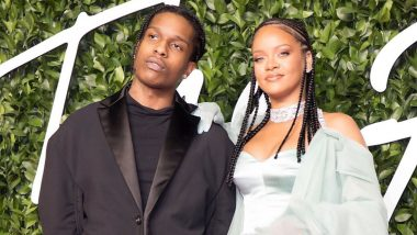 Rihanna Spotted with A$AP Rocky After Split from Hassan Jameel