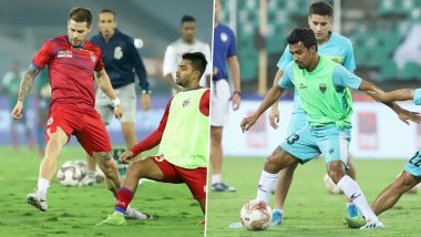 ATK FC vs NorthEast United FC, ISL 2019–20 Live Streaming on Hotstar: Check Live Football Score, Watch Free Telecast of ATK vs NEUFC in Indian Super League 6 on TV and Online