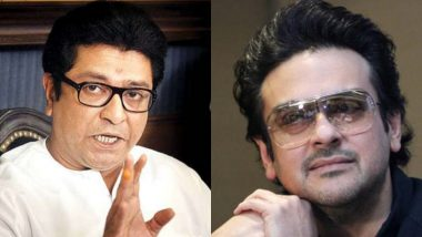 Raj Thackeray-led MNS Opposes Padma Shri to Pakistan-Born Adnan Sami, Says 'He is Not Original Indian Citizen'
