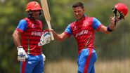 Afghanistan U19 vs Canada U19 Live Streaming Online of ICC Under-19 Cricket World Cup 2020: How to Watch Free Live Telecast of AFG U19 vs CAN U19 CWC Match on TV