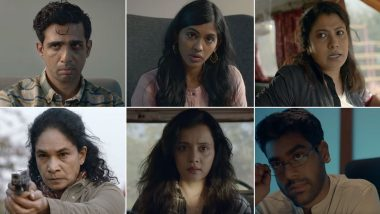 Afsos Trailer: Gulshan Devaiah's Next Web Outing Is An Intense Cat and Mouse Suspense Drama (Watch Trailer)