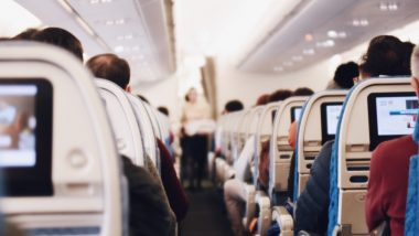 COVID-19 Infection Risk Lower in Air Travel As Compared to Grocery Shopping and Dining Out, Reveals Study