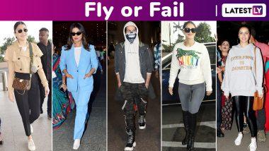 Fly or Fail: Priyanka Chopra, Akshay Kumar, Shraddha Kapoor, Shahid Kapoor and Anushka Sharma Made Some Snazzy Choicess!