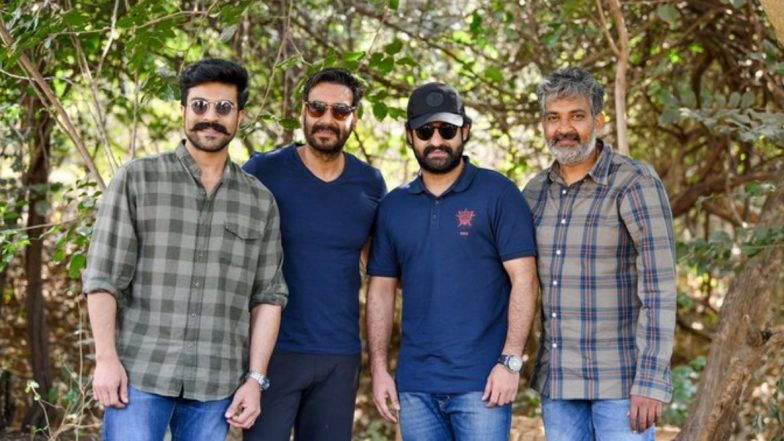 RRR Breaks Baahubali 2 Pre-Release Business Record As per Trade Sources