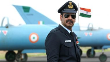 Bhuj: The Pride of India: Ajay Devgn Looks Impressive as IAF Squadron Leader Vijay Karnik!