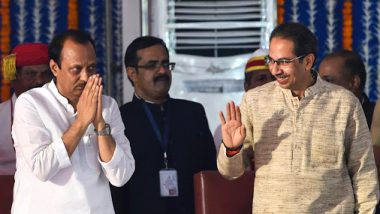 Maharashtra Cabinet Portfolio Allocation: Ajit Pawar Likely to Get Finance, Shiv Sena Keen to Keep Home; Check Full List of Possible Allocations