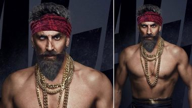 Bachchan Pandey: Akshay Kumar Shares a New Intriguing Look, Film to Now Release on January 22, 2021
