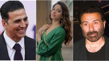 Happy Lohri 2020: Akshay Kumar, Tamannaah Bhatia, Sunny Deol and Other Celebs Extend Festival Wishes