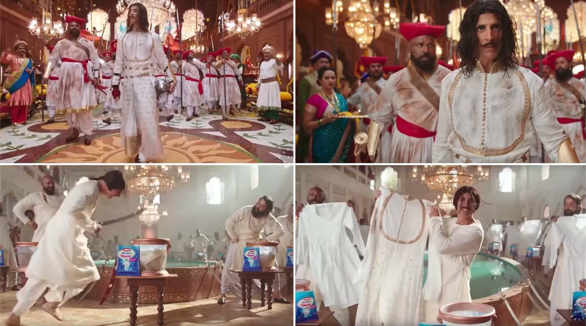 Akshay Kumar's Nirma Ad Spoofing Marathas Creates Controversy, Written Complaint Filed Against the Good Newwz Actor