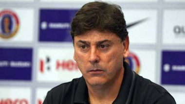 East Bengal Head Coach Alejandro Menendez Steps Down Citing 'Personal Reasons' Day After I-League 2019–20 Kolkata Derby Defeat