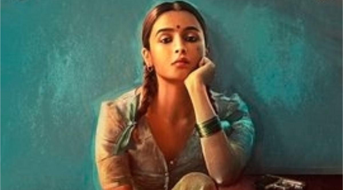 Classy Alia Bhatt Is Not Convincing Enough As Gangubai Kathiwadi On The Posters?