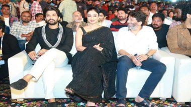 Allu Arjun, Tabu at South India's 'Biggest Musical' Event