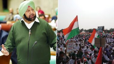Amarinder Singh Warns Against Silence Over CAA, Says Germans Regret Till Now For 'Not Speaking Against Adolf Hitler'