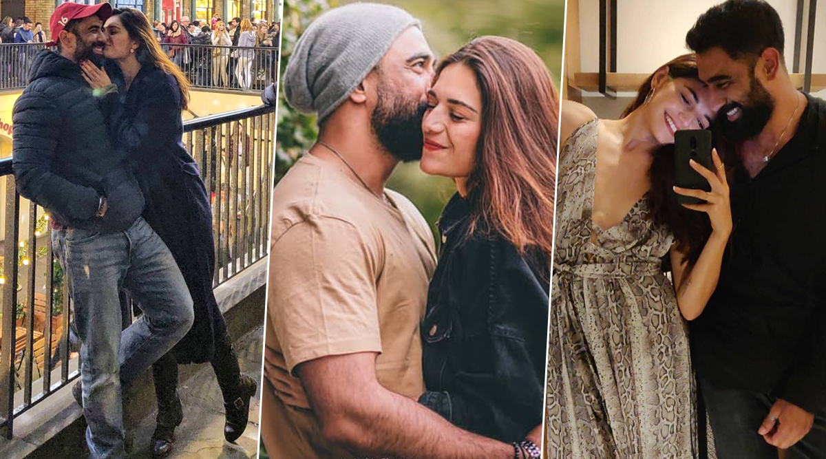 Amit Sadh and Brazilian Fitness Model Annabel DaSilva Call It Quits; Actor Says, 'I Am Absolutely Single and Ready To Be Taken'