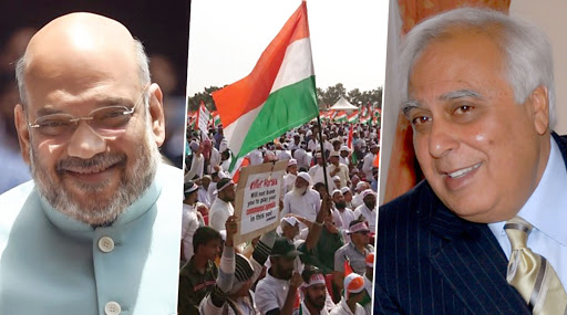 Kapil Sibal Makes Counter Challenge to Amit Shah, PM Narendra Modi for Open Debate on CAA