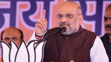 Home Minister Amit Shah Says Anyone Who Shouts Slogans Against Mother India Will Be Put Inside Jail