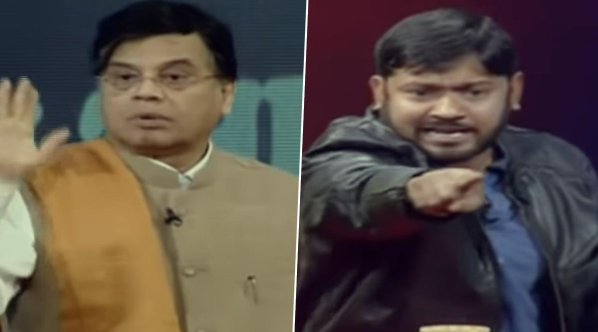 Amitabh Sinha Does a Pragya Thakur, Says 'Not Opposed to Godse' in Debate Against Kanhaiya Kumar; Twitterati Outraged