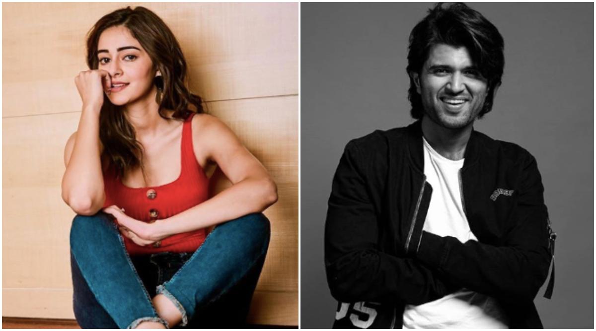 Ananya Panday to Romance Vijay Deverakonda in Fighter?
