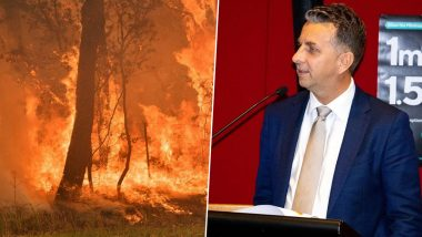 'This Isn't a Bushfire, It's an Atomic Bomb', Says Australian Minister Andrew Constance as Military Deployed to Combat Raging Fire