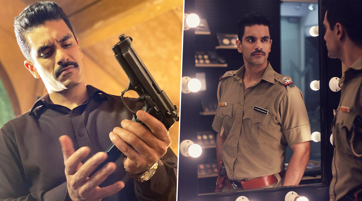 MUMBhai: Angad Bedi Takes Tips From Real-Life Cops to Prep Up for His Role in Ekta Kapoor's Web-Series