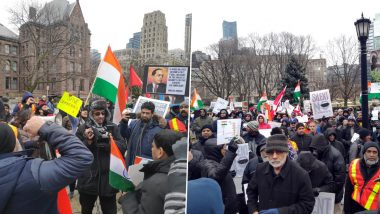 Anti-CAA Protests Reach United States, Indian-Americans Demonstrate in 30 US Cities on Republic Day 2020