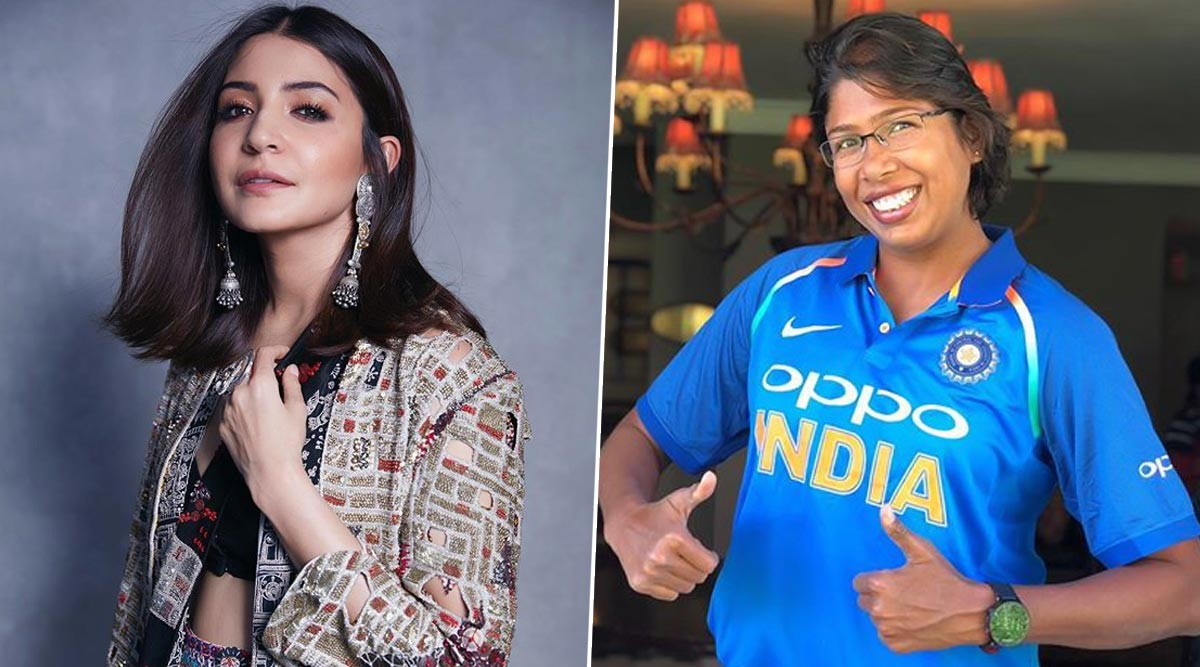 Anushka Sharma to Get Into the Shoes of Former Indian Women's Cricket Team Captain Jhulan Goswami in Her Next? (View Leaked Pic)