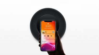 Apple's Smart Speaker HomePod Reportedly To Be Available in India By March 2020