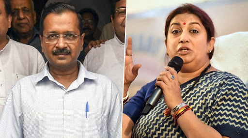 Nirbhaya Case: Accused of Delaying Convicts' Execution, Arvind Kejriwal Hits Back at Smriti Irani, Says 'Not The Time to Do Politics'