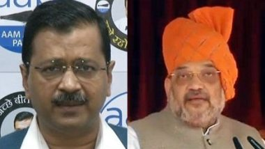 Delhi Assembly Elections 2020: Arvind Kejriwal Responds to Amit Shah's 'Phone Dead But No WiFi' Jibe, Says 'Use Our Free Charging Points'