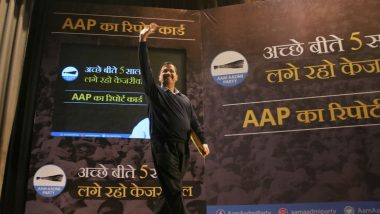 Delhi Assembly Elections Results 2020 Predictions by Satta Bazaar: Matka Players Bet High on AAP Returning to Power, No Good News For BJP And Congress
