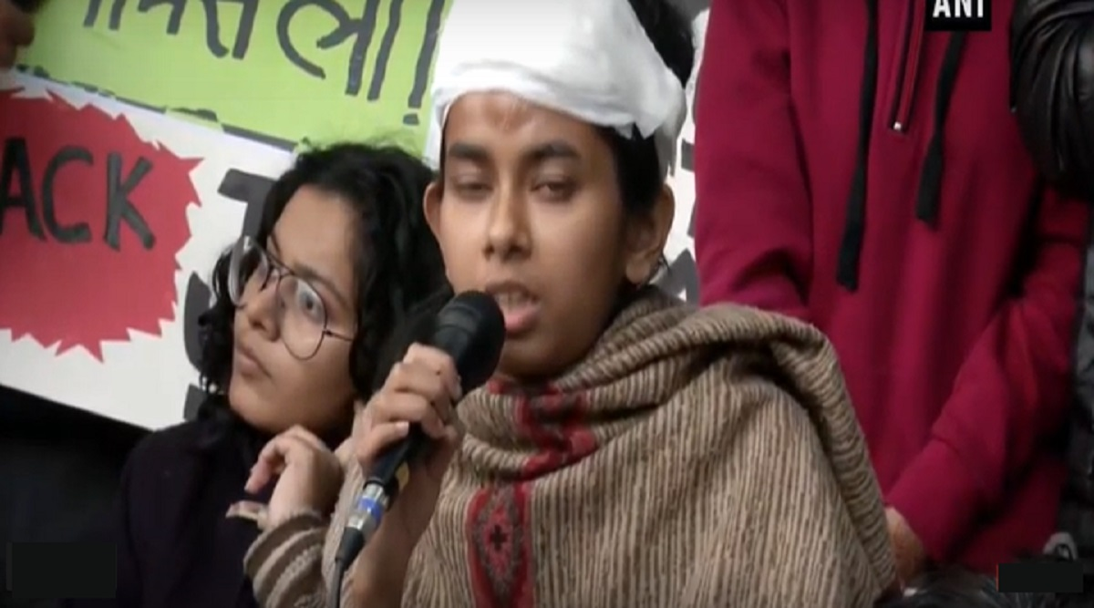 Aishe Ghosh Alerted Delhi Police About Miscreants Entering JNU Campus Three Hours Before Violence, Claims Report
