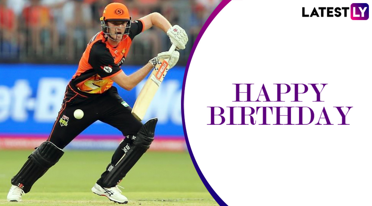 Happy Birthday Ashton Turner: Top Three Performances by Australian Power-Hitter in Big Bash League and Other Tournaments