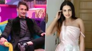 Bigg Boss 13: Asim Riaz Is Surely in Pyaar, Says 'I Love You' to Himanshi Khurana on National TV (Watch Video)