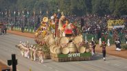 Republic Day Parade 2020: Assam, Indian Air Force, CISF Tableaux Win First Prize in Different Categories