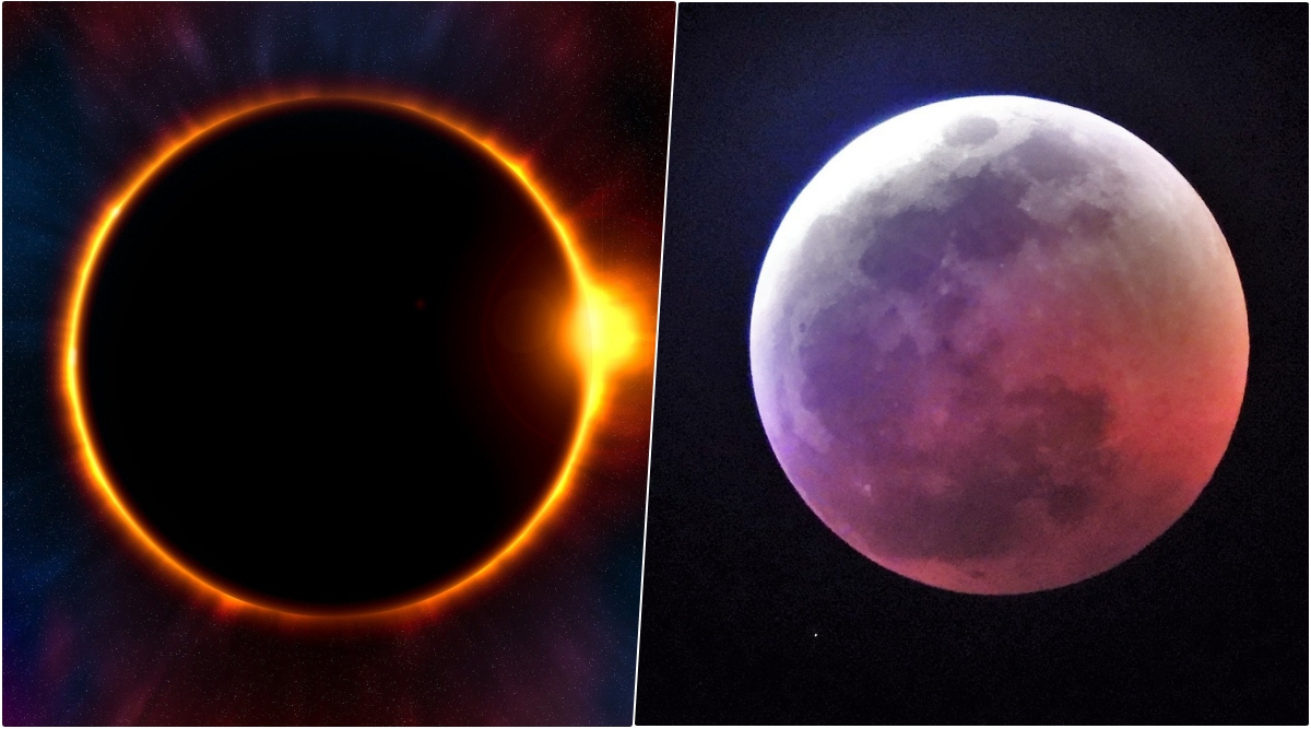 Celestial Events 2020 Calendar: List of Lunar and Solar Eclipses in This Year's Astronomical Calendar