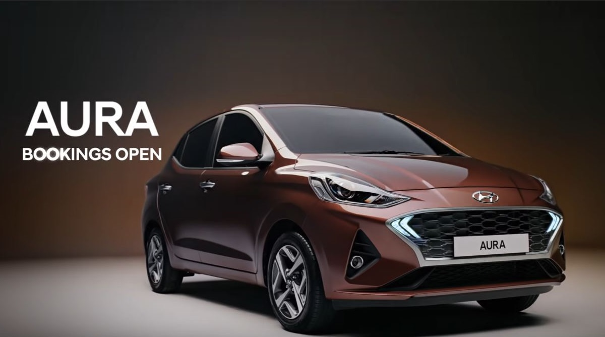 Hyundai Aura 2020 Launching Today in India; Watch Live Streaming of Hyundai's New Compact Sedan Launch Event