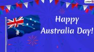 Australia Day 2020 Date & Significance: History, Importance and Celebrations Related to the National Day of Australia