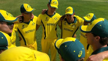 Australia U19 vs West Indies U19 Live Streaming Online of ICC Under-19 Cricket World Cup 2020: How to Watch Free Live Telecast of AUS U-19 vs WI U-19 CWC Match on TV