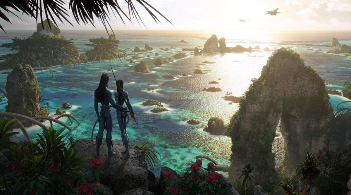 Avatar 2: Heavenly Concept Art Shows How The New Aquatic World In James Cameron's Film Will Look Like (View Pics)