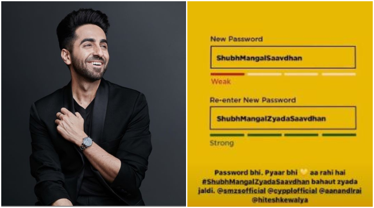 #NewPassword Memes: Ayushmann Khurrana, YRF and Red Chillies Join the New Internet Trend and Make Hilarious Jokes Out of Their Film Titles