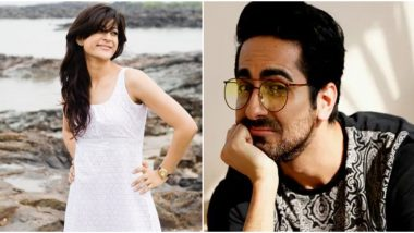 Ayushmann Khurrana Wishes Wife Tahira Kashyap on Her Birthday With a Throwback Picture, Recalls a Special Moment From Her First Year in Mumbai (See Post)