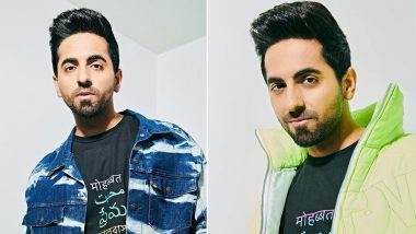 Shubh Mangal Zyada Saavdhan Star Ayushmann Khurrana Interacts with LGBTQI+ Fans in Delhi