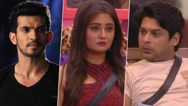 Bigg Boss 13: Arjun Bijlani Slams Sidharth Shukla's 'Aisi Ladki' Comment for Rashami Desai, Says 'Talking About Anyone's Character Is Characterless in Itself'