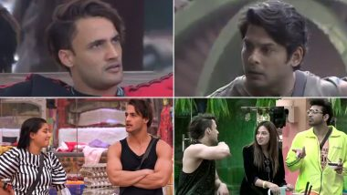 Bigg Boss 13 Day 113 Highlights: Frenemies Sidharth Shukla and Asim Riaz Lock Horns During the Elite Club Task and More!