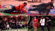 Bigg Boss 13 Weekend Ka Vaar LIVE Updates: Sidharth Shukla-Asim Riaz TWERK on Garmi Song and Shefali Jariwala Smashes Rashami Desai's Photo, Tune In!