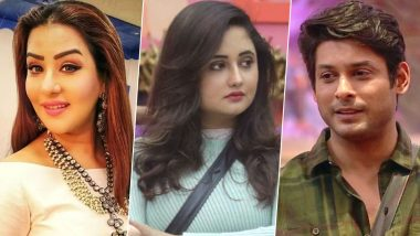 Bigg Boss 13: Ex Winner Shilpa Shinde Feels Rashami Desai Is 'FAKE' In The House, And Sidharth Shukla Is 'REAL'