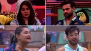 Bigg Boss 13 Day 116 LIVE Updates: Shehnaaz Gill Flips Side, Vishal Aditya Singh Slammed for Being an Unfair Sanchalak and Rashami Desai Lock Horns With Paras Chhabra, Tune In!