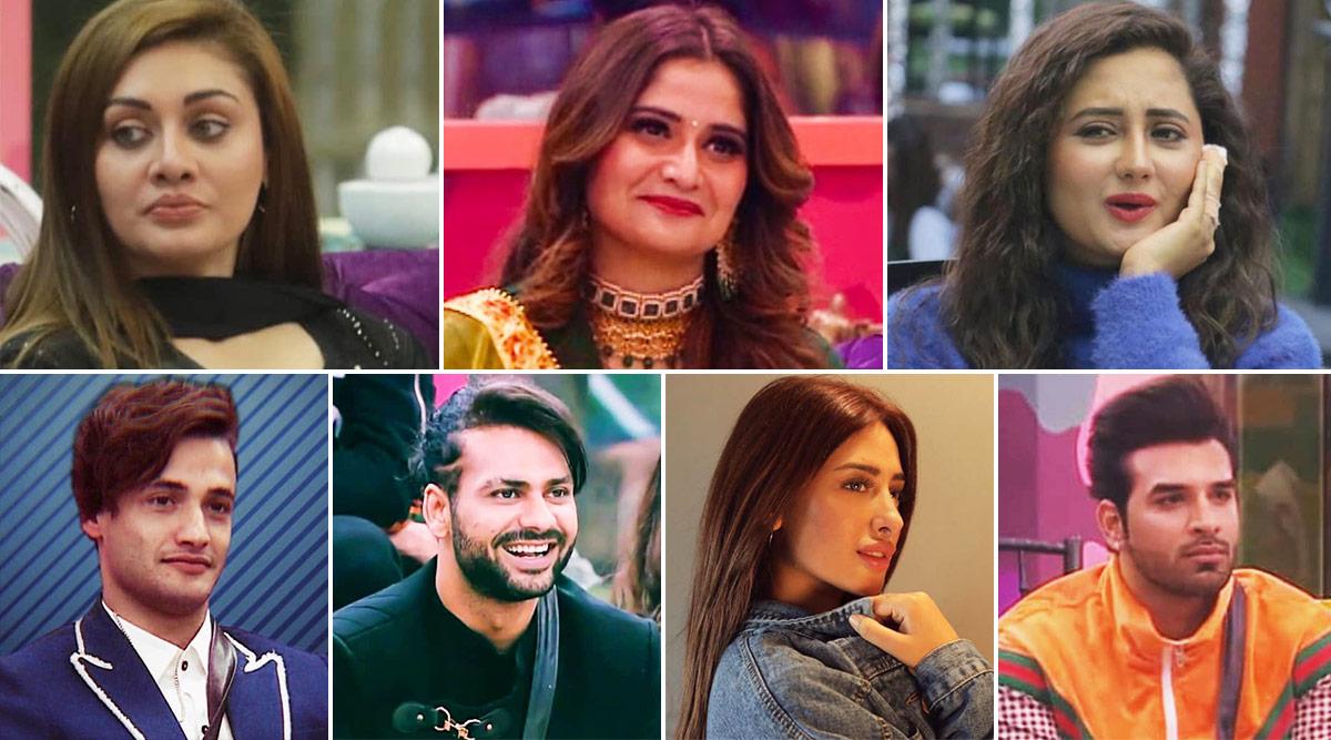 Bigg Boss 13 Nomination Poll: Paras Chhabra, Asim Riaz, Rashami Desai, Shefali Jariwala, Who Do You Want To See Get Evicted This Week? Vote Now